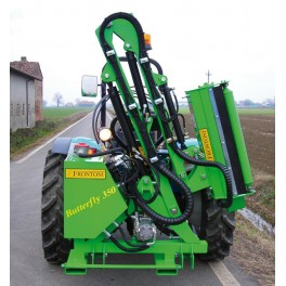 Heavy Duty Italian Hedge Cutter (2.5m reach)