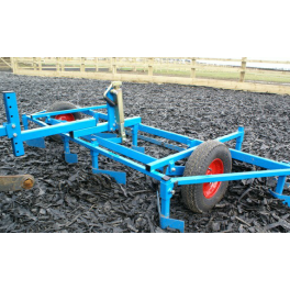 Arena Leveller Type 2 with Pin Hitch - Comes as standard