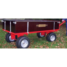 Heavy Duty 4 Wheel Timber Trailer - SCH GWT415