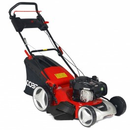 "18"" Push Petrol Lawnmower with 4-in-1 Collection"