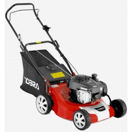 "18"" Push Petrol Powered Lawnmower with B&S Engine"