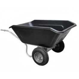 Titan Wheelbarrow 350L with Tipping Action