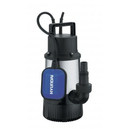 800W Electric Submersible Clean Water S/Steel Pump - 32mm Hose fitting