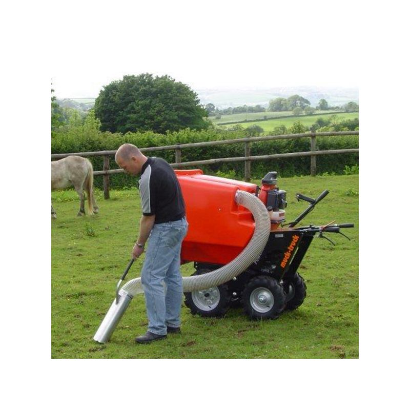 Pc450h Power Vacuum Paddock Cleaner The Grass Equipment