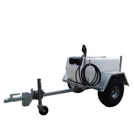 200L Professional Trailer Mounted Sprayer - 15L/min