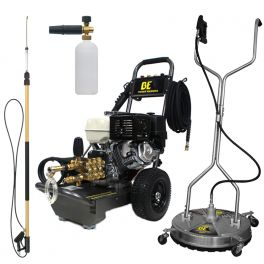 Professional Pressure Washer Package 2