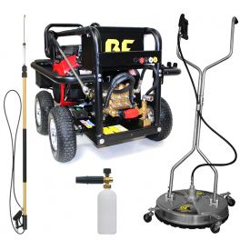 Professional Pressure Washer Package 3