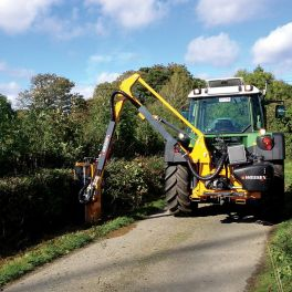 T500G Hedge Cutter 5m Reach