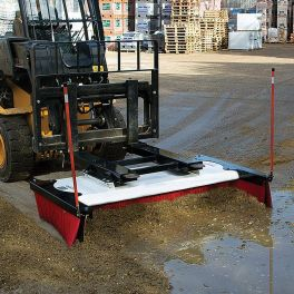 BM-150 CMAX Push Broom with Side Arms 1.52m / 60""