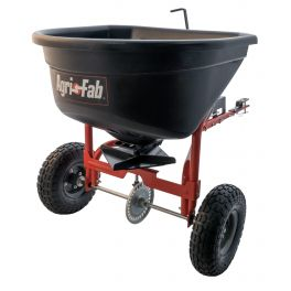 85lb / 38.5kg Tow Broadcast Spreader