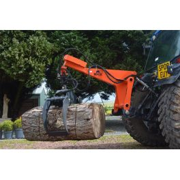 Tractor Mounted Grab