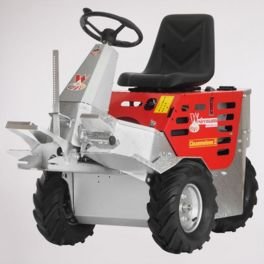 Westermann Ride-On Compact Tractor without Hydraulic