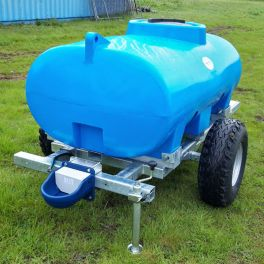 1200L Animal Drinking Bowser Trailer