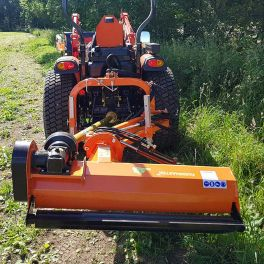 1.05m Verge Flail Mower (with Blades)
