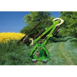 1.2m Hedge Trimmer with Cutter Bar Head