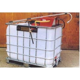 Skid Mounted 600L Basket Waterer -SCH 3100