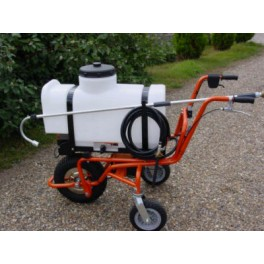 Electric Powered Hanging Basket Water Unit-SCH WBEPW