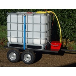 600L (132 Gallon) Tank -SCH WC