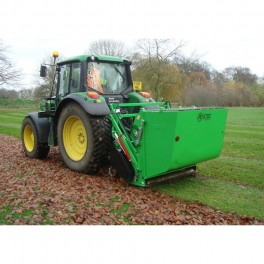 PROFESSIONAL FLAIL MOWER SCARIFIER COLLECTOR
